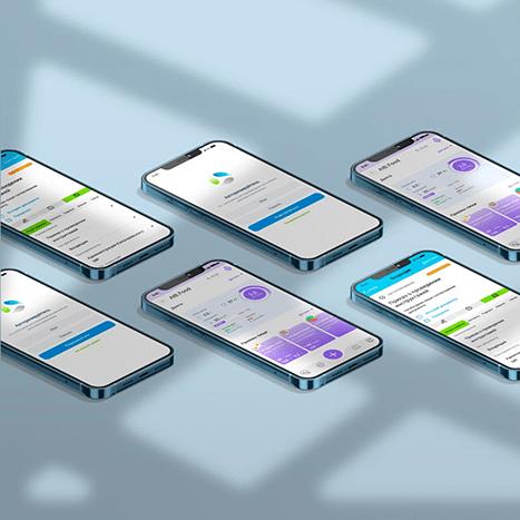 Заказать UX/UI дизайн мобильного приложения